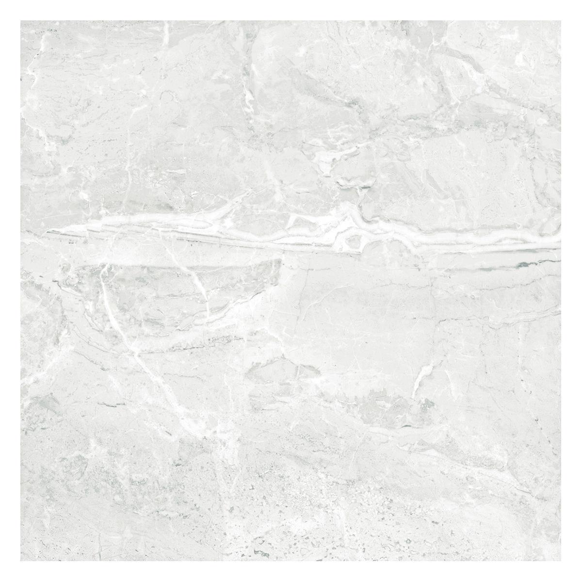 Porcelanato Delfos Gris Mate - 60X60 cm - 1.44 m2