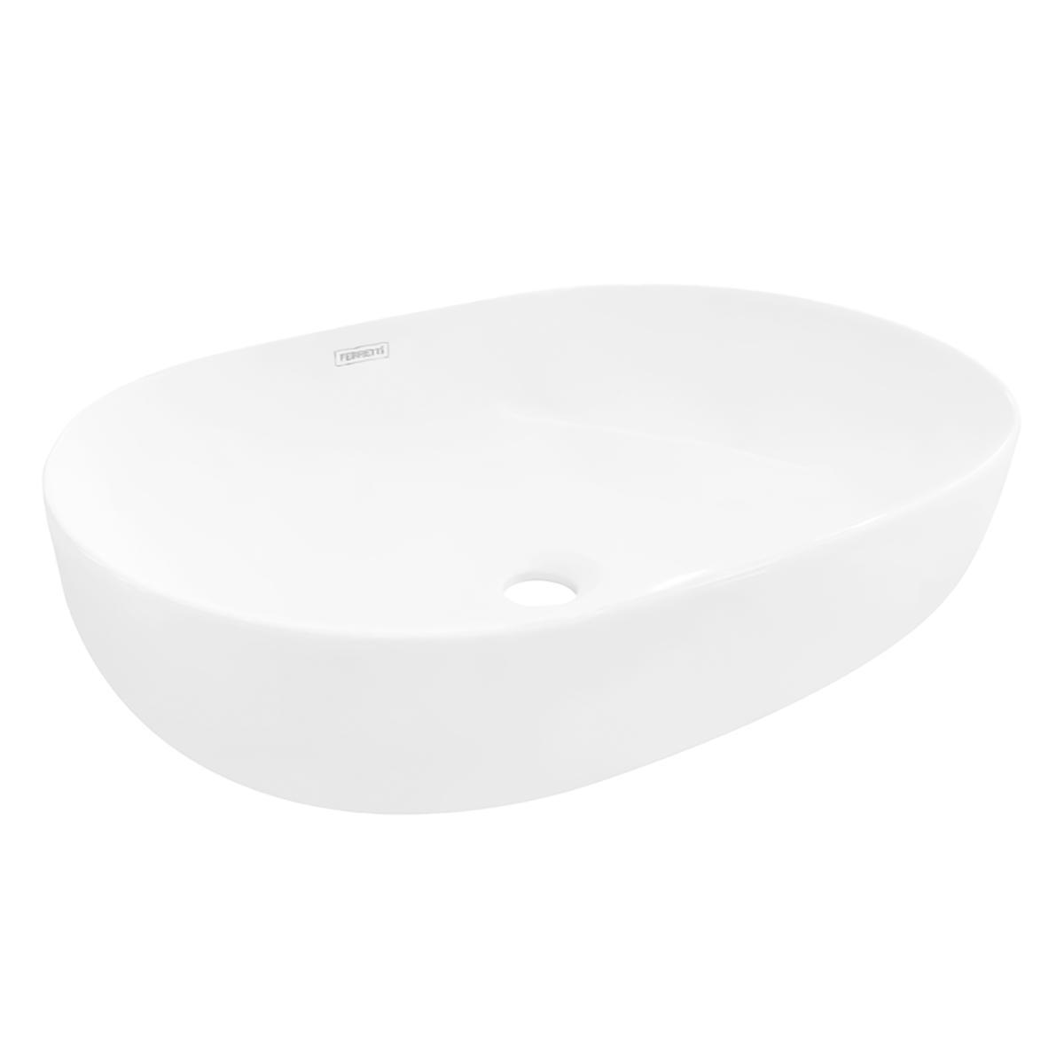 Bowl Stixx Para Sobreponer - Blanco