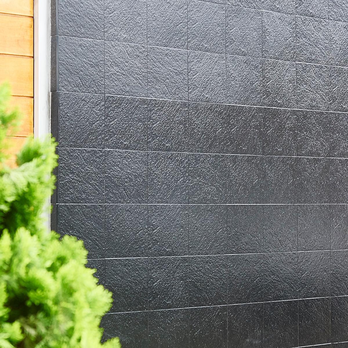 Piso Torreon Carbón Mate - 33X33 cm - 0.22 m2