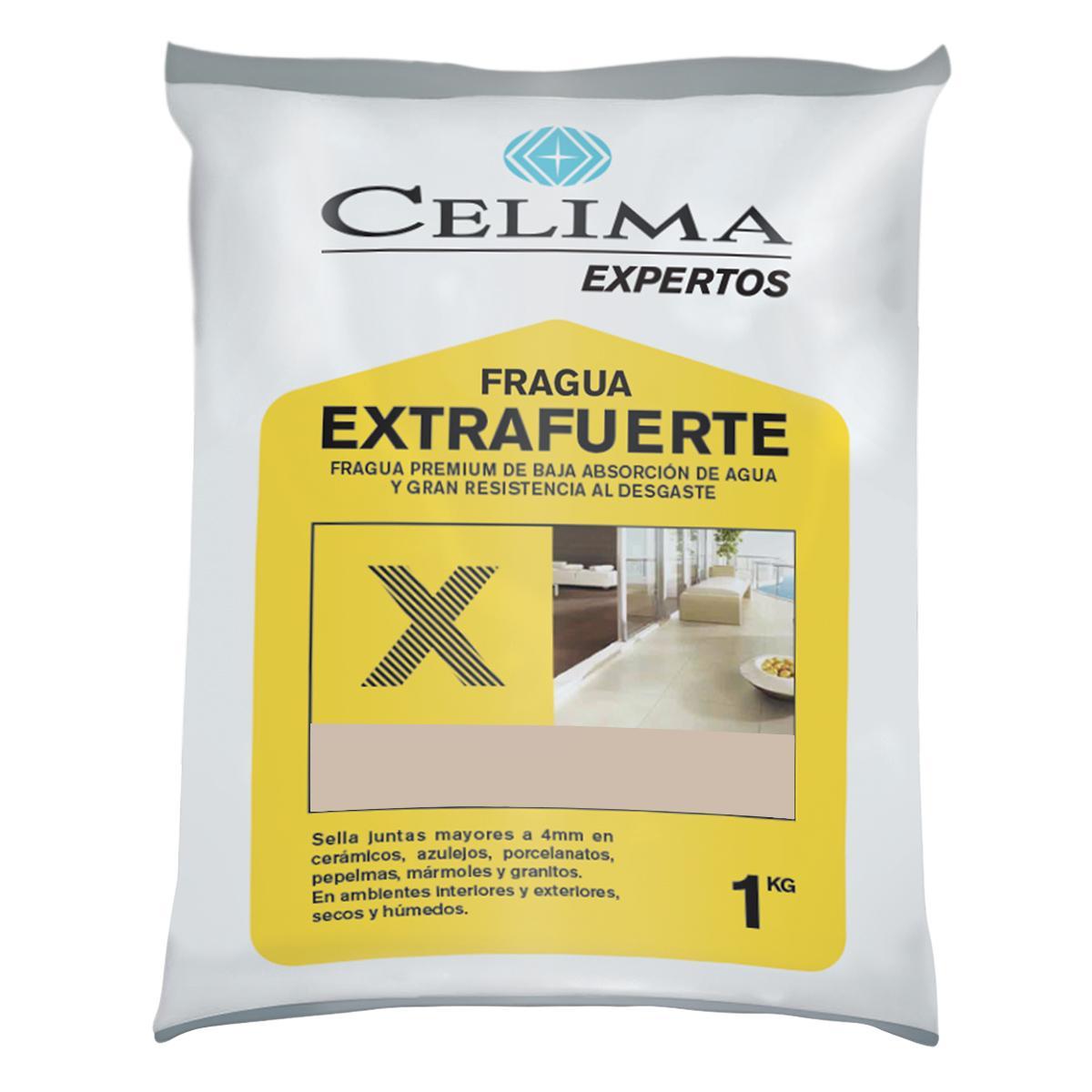Fragua Premium Extrafuerte Castaña - 1 KG