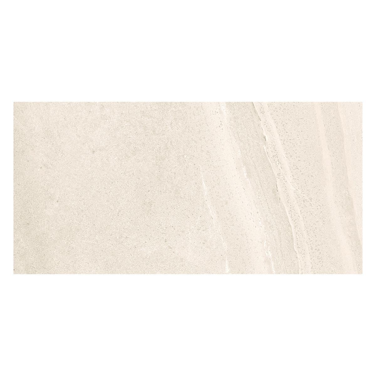 Porcelanato Stoneage Antislip Crema Mate - 37X75 cm - 1.13 m2