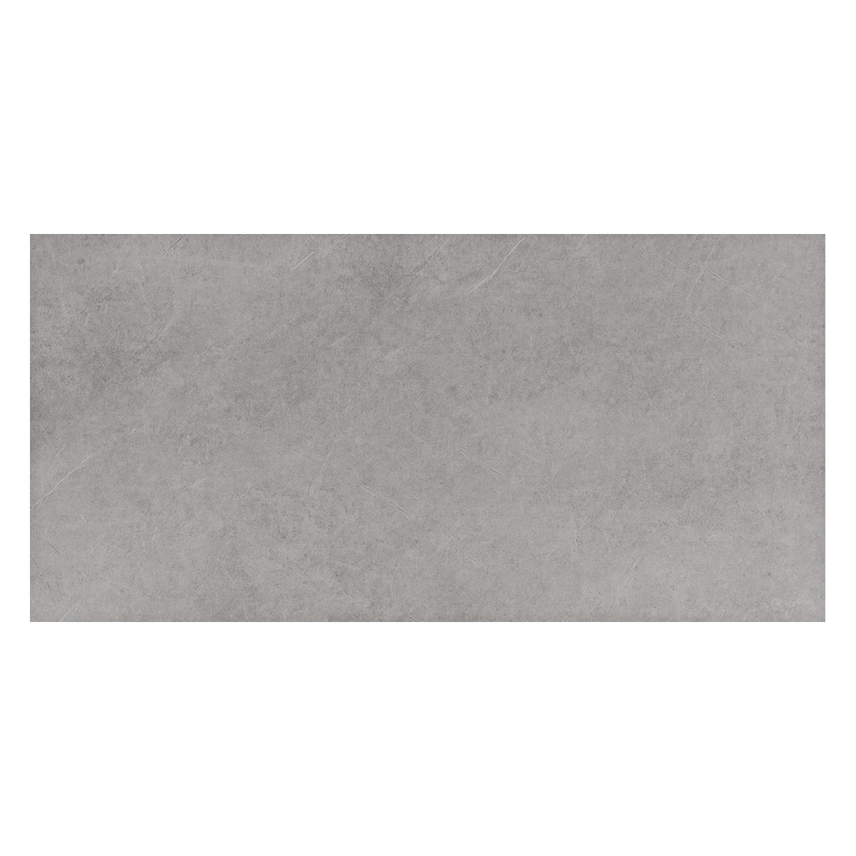 Porcelanato Anecy Gris Mate - 45X90 cm - 1.21 m2