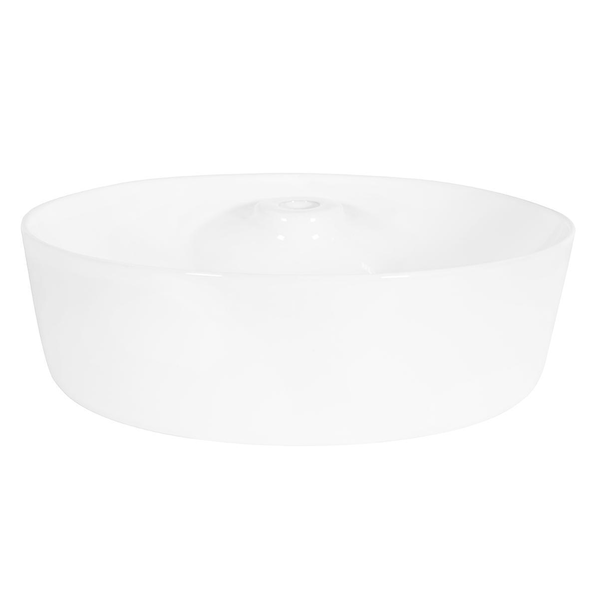 Bowl Kiara Para Sobreponer - Blanco