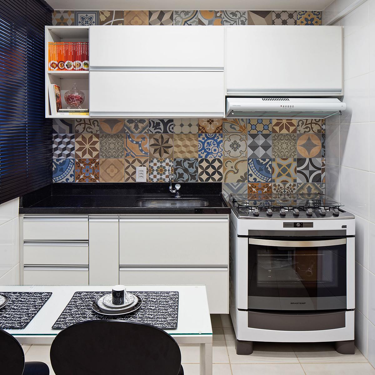 Porcelanato Essence Decor Multicolor Mate - 60X60 cm - 1.80 m2