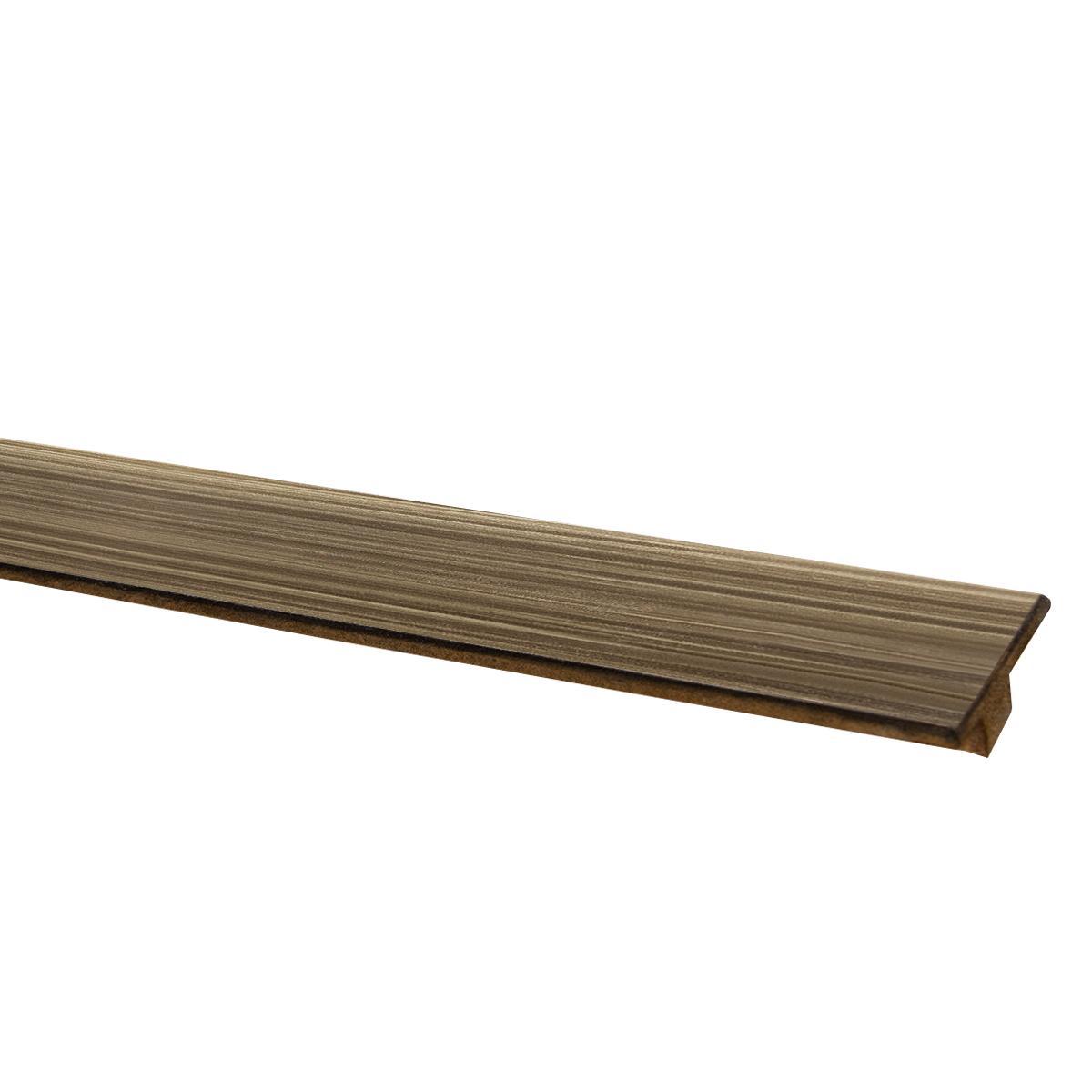 Perfil De Terminación Urban Roble Walnut Mate - 5X200 cm