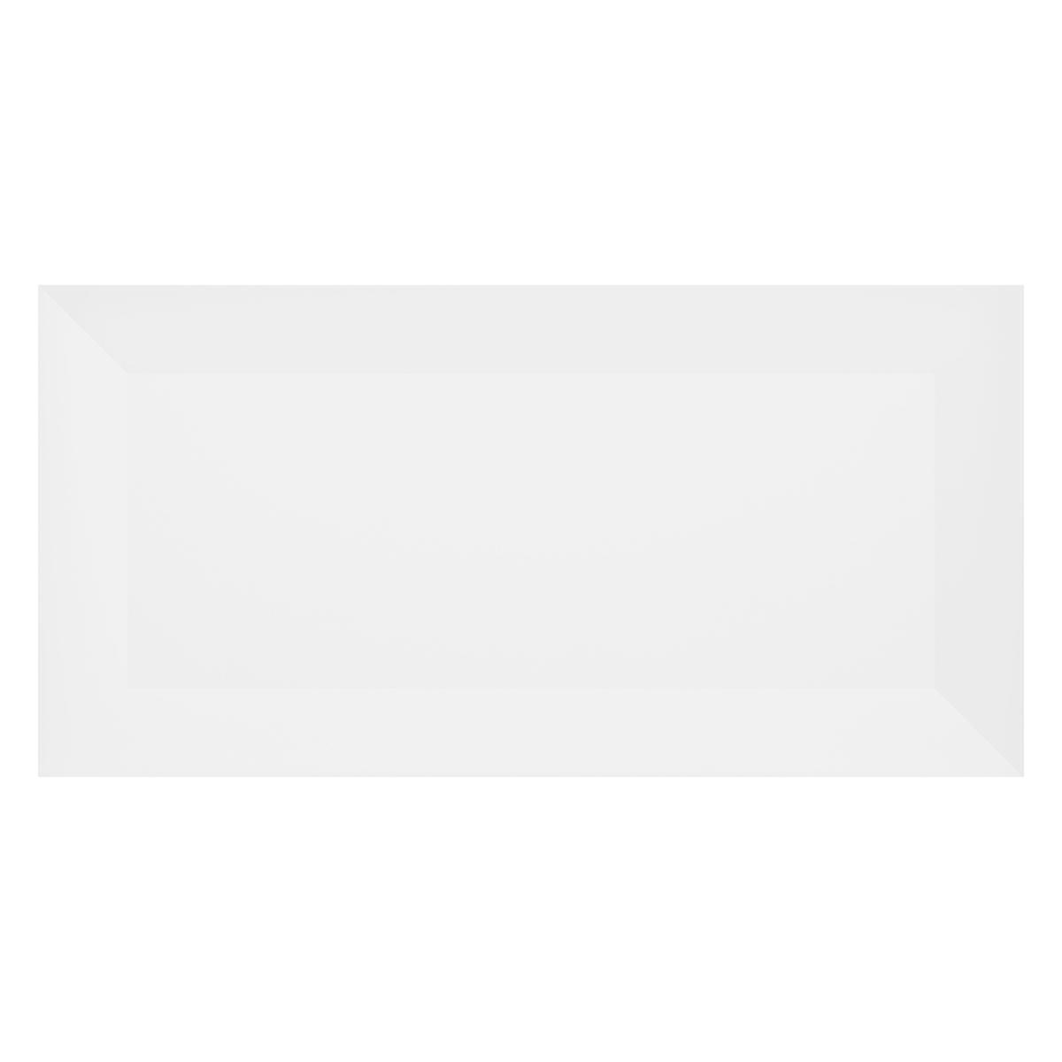 Mayólica Metro Blanco Brillante - 10 X20 cm - 1.00 m2