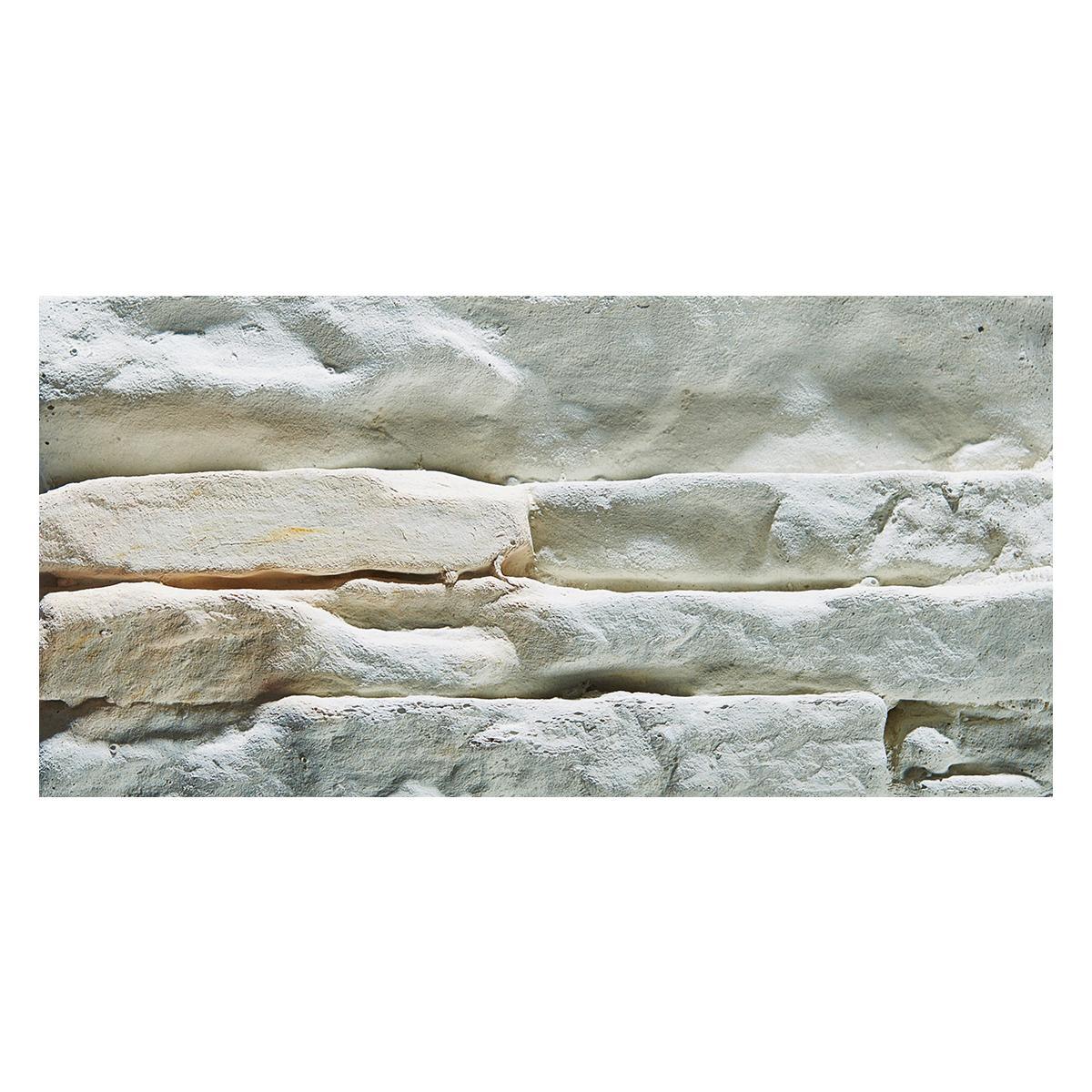 Piedra Decorativa Kkala Multicolor Mate - 10X50 cm - 0.50 m2