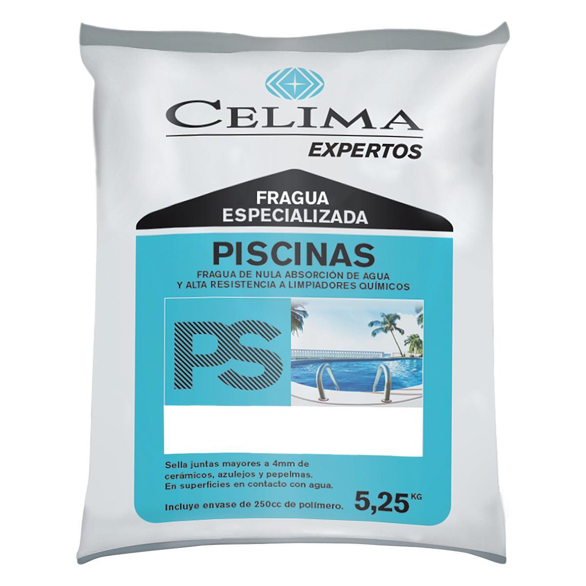Fragua Piscina Blanco - 5 KG