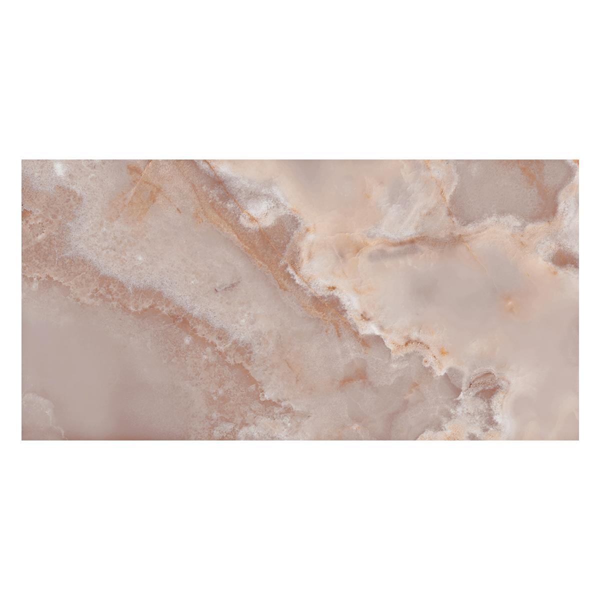Porcelanato Oni Coral Superpulido - 60X120 cm - 1.44 m2