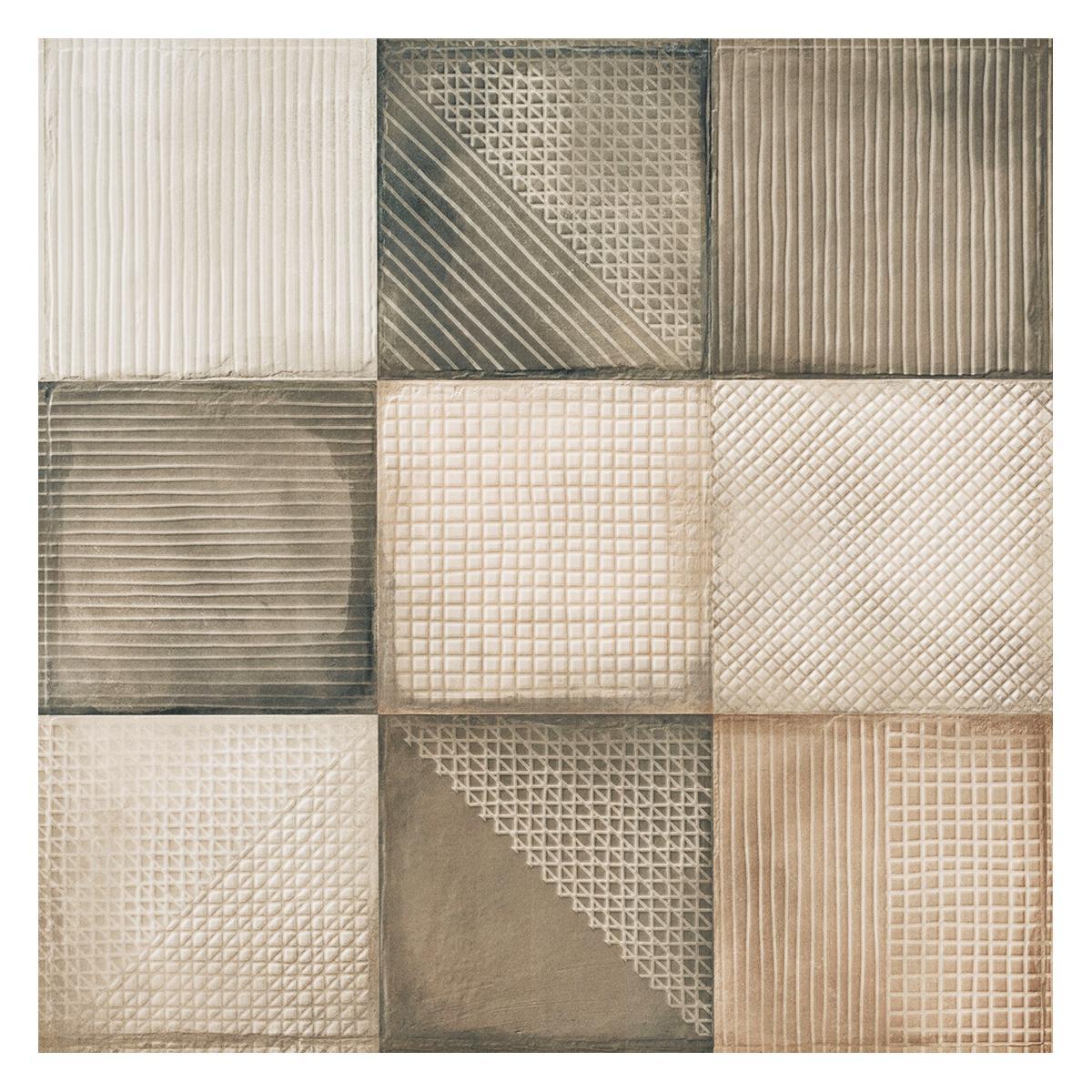 Porcelanato Rio Beige Mate - 59X59 cm - 1.39 m2